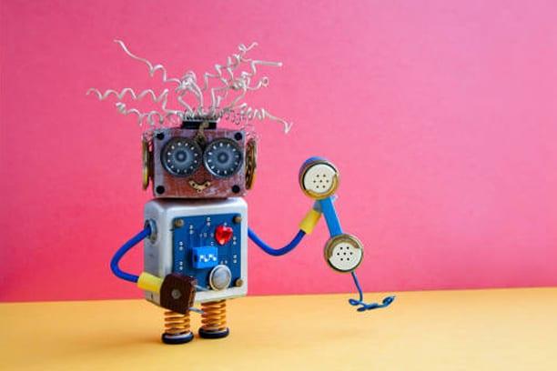 Improve customer service using AI